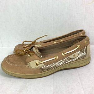 Sperry Top sider boat shoes women's size 8